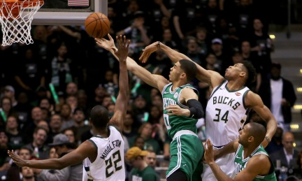 Boston Celtics v Milwaukee Bucks - Game Six